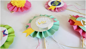 Artys Getaway DIY Paper Crafts Easy Breezy Mini Fans How To