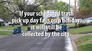 Waste Management Christmas Tree Pickup Mn by City Of Stillwater Holiday Trash Collection Youtube