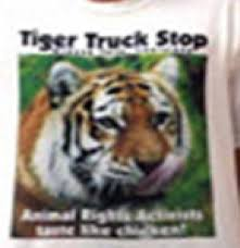 Tony The Truck Stop Tiger | ™FREE TONY THE TIGER CAMPAIGN | Page 21