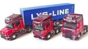 Model Truck World: Corgi Model Trucks