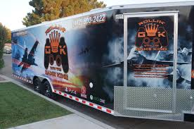 100 Video Game Truck Rollin With The King Mobile