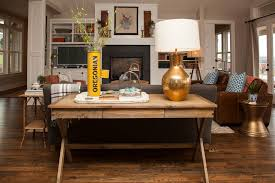 brass end table living room traditional with my houzz