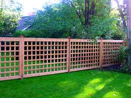 Decorative Garden Fence Panels by Fence Privacy Fence Menards Cheap Privacy Fence Panels