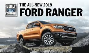 2019 Ford Ranger Release Date & Info | Ford Of Clermont