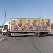 100 Truck Art Project Aryz