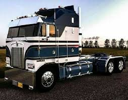 Classic Cabover Truck | Cabovers | Pinterest | Trucks, Kenworth ...