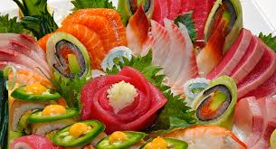 Lunch Near Me Now Presents Sushi