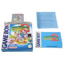 Super Mario Land 2 6 Golden Coins Golden Gameboy Spiel NOE GUTER