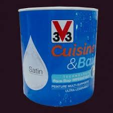 peinture cuisine et bain v33 peinture cuisine bain chocolat pas cher en ligne