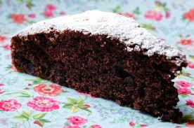 Chocolate & Zucchini Cake Recipe