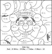 Halloween Multiplication Worksheets Coloring by Valuable Design Multiplication Coloring Pages 3 Wonderfull