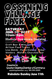 Tarrytown Halloween Parade 2017 by 37th Annual Ossining Village Fair June 10 Ossining Chamber Of