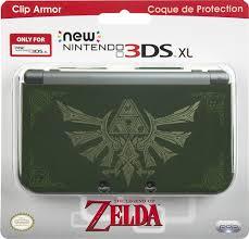 Zelda Triforce Lamp Amazon by Amazon Com New Nintendo 3ds Xl The Legend Of Zelda Clip Armor