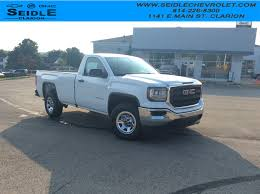 Clarion - New 2018 GMC Sierra 1500 Vehicles For Sale