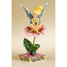 Disney Tinkerbell Star Christmas Tree Topper by Disney Tinkerbell Figurines By Brand Disney Gifts Disney