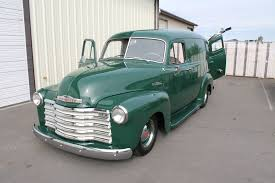 1952 Chevy Panel - MetalWorks Classics Auto Restoration & Speed Shop