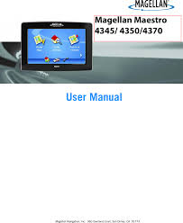100 Magellan Truck Gps PDF3427 Switch Owners Manual 2019 Ebook Library