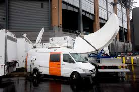 PMTV | Satellite Uplink Trucks For Broadcast & Live Streaming Pmtv Sallite Uplink Trucks For Broadcast Live Streaming Trucks At The Coverage Of Timothy Mcveighs Exec Flickr Side Loader New Way The Best To Transmit Data In Really Wired 3d Rendering On Road With Path Traced By Stock Espn Gameday Truck Was Parked Nearby 2012 Us Presidential Primary Covering Coverage Tv News Broadcast Live With Antenna And Sallite Tv Truck Parabolic Frm N24 Channel Media Descend On Jpl Nasas Mars Exploration Program Rear View Of White Television Multiple