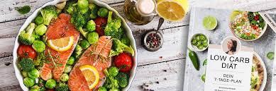 low carb diät abnehmen mit low carb ernährungsplan nu3