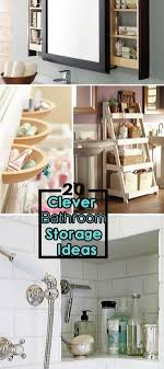20 Clever Bathroom Storage Ideas - Hative Elegant Storage For Small Bathroom Spaces About Home Decor Ideas Diy Towel Storage Fniture Clever Bathroom Ideas Victoriaplumcom 16 Epic Master Cabinet Aricherlife Tower Little Pink Designs 18 Genius 43 Minimalist Organization Deocom Rustic 17 Brilliant Over The Toilet Easy Hack Wartakunet