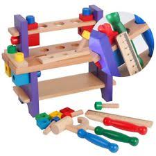 Step2 Workbenches U0026 Tools Toys by Berry Toys Workbench And Tools Play Set Assorted Ebay