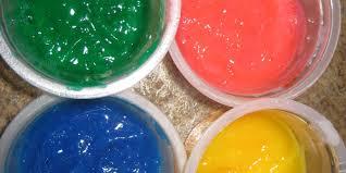 Bathtub Fingerpaint Soap Recipe by Homemade Finger Paint Recipe Genius Kitchen