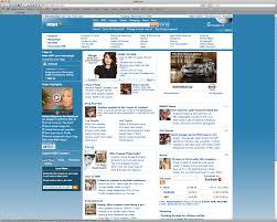 Screenshots New Microsoft MSN Homepage Debuts Kara Swisher