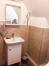 badezimmer altes haus kork