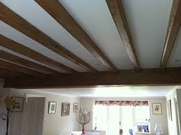 100 Cieling Beams Air Dried Oak Ceiling Tradoak Case Study