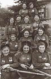 Most Decorated Russian Soldier Ever by The Master List Of Historical Women In Combat