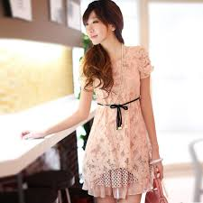 fashion trends cute spring dresses for women with black white