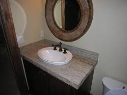 Bathroom Sink Granite Countertop With Inside - Sasayuki.com Cheap Tile For Bathroom Countertop Ideas And Tips Awesome For Granite Vanity Tops In Modern Bathrooms Dectable Backsplash Custom Inches Only Inch Stunning Diy And Gallery East Coast Marble Costco Depot Countertops Lowes Home Menards Options Hgtv Top Mirror Sink Cabinets With Choices Design Great Lakes Light Fromy Love Design