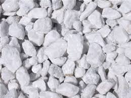 Marble Chips Groundcover Stone Decorative Bulk Gravel From Select White Grey