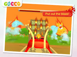 100 Fire Truck Game Gocco Creative Apps For Kids