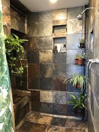 jungle bathroom is coming along houseplants bathroom