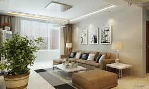 Apartment Living Room Interior Design Prepossessing Extraordinary Simple Classic Decoration Plant Sample Green Creative