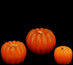 Barcana Christmas Trees Dallas Texas by Set Of 3 Illuminated Stacking Wax Pumpkins By Valerie Page 1