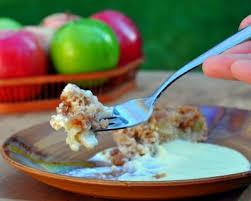 Estonian Apple Cake Simple Moist Y Cinnamon Rustic