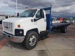 2005 GMC TopKick C6500 Flatbed Truck For Sale | Salt Lake City, UT ... 1950 Gmc Flatbed Classic Cruisers Hot Rod Network Flat Bed Truck Camper Hq 1985 62 Ltr Diesel C4500 For Sale Syracuse Ny Price Us 31900 Year 2006 Used Top Trucks In Indiana For Auction Item Gmc T West Auctions Surplus Equipment And Materials From Sierra 3500 4wd Penner 1970 13 Ton Sale N Trailer Magazine 196869 Custom 5y51684 2 Jack Snell Flickr 2004 C5500 Flatbed Truck