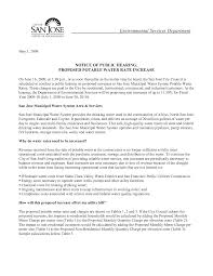 Sample Rent Increase Letter Espanol by oik rent increase