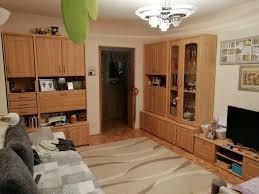 wohnzimmerschrank wohnwand klassisch anbauwand schrank