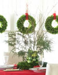 Christmas Centerpiece Ideas Wreath