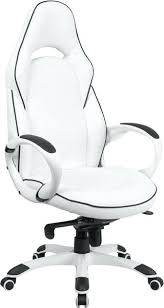 White Office Chair Ikea Uk by Alternate View Swivel Luxury White Leather Office Chair White Wood
