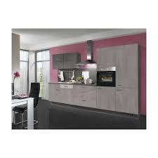 fakta küchenzeile beton grafit dekor küche küchenzeile
