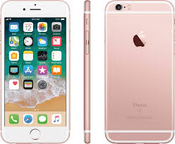 Apple iPhone 6s 32GB Rose gold MN1L2LL A Best Buy