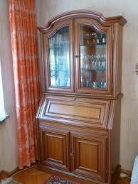 sekretär schrank wohnzimmer italienische stilmöbel