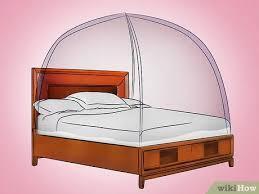 wie mücken los wird wikihow