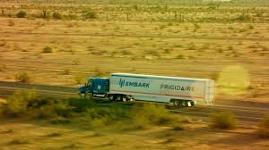 Could Embark's Driverless Trucks Actually Create Jobs For Truckers ...