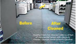 commercial facilities building carpet cleaning in greenville sc