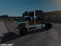 100 Lonestar Truck International Mod For American Simulator ATS